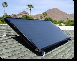 versatile solar power panels in az